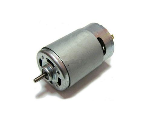 Двигатель для шуруповерта 18V вал 5мм ( без шестеренки )