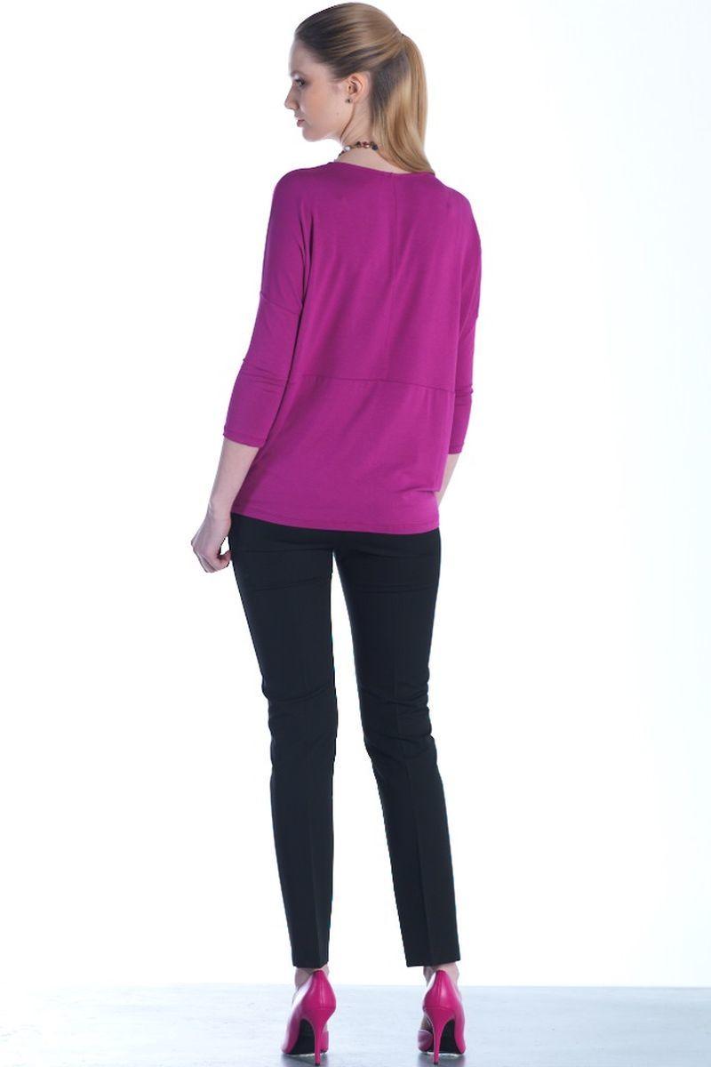 Джемпер для беременных 07764 розовый