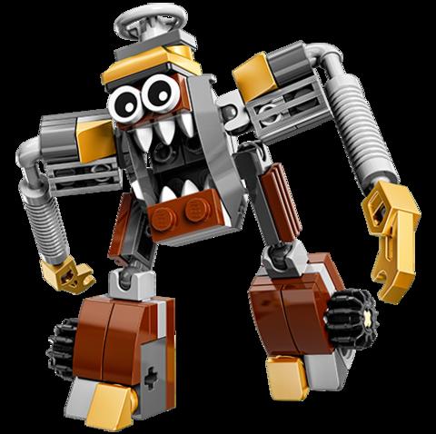 LEGO Mixels: Джинки 41537 — Jinky — Лего Миксели