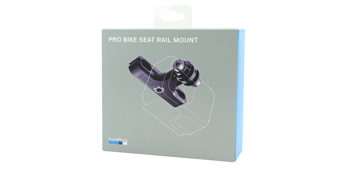 Крепление под седло велосипеда GoPro Pro Seat Rail Mount (AMBSM-001) упаковка