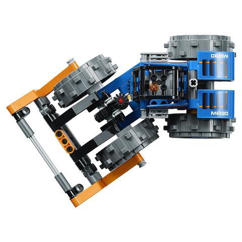 LEGO Technic: Бульдозер 42071 — Dozer Compactor — Лего Техник