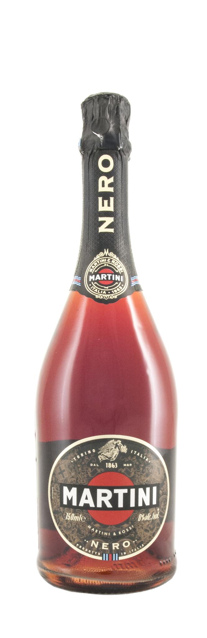 Вино Мартини Неро игристое красное сладкое 0,75л (6)