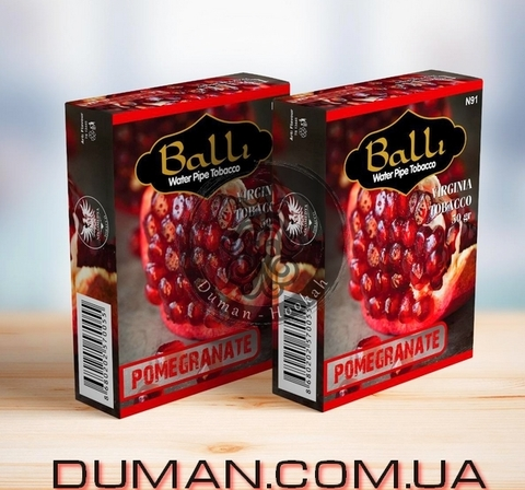 Табак Balli POMEGRANATE (Балли Гранат)