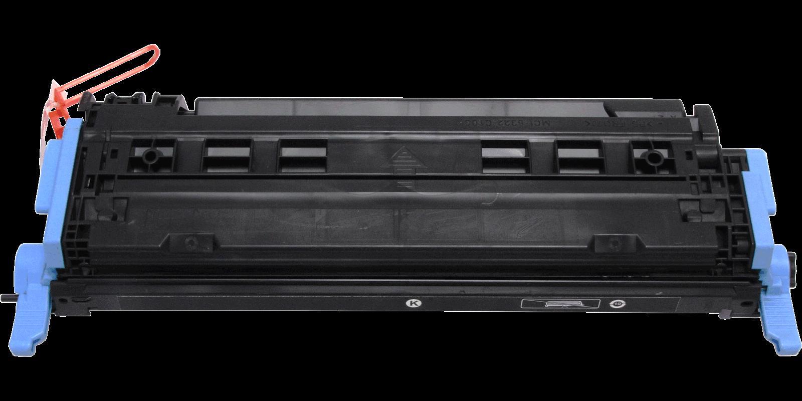 MAK №124A Q6000A CARTRIDGE-307/707/107, черный, для HP