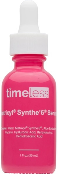 Timeless Skin Care Matrixyl Synthe'6 Serum сыворотка для лица 30мл