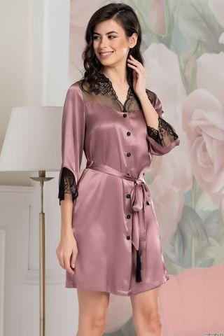 Рубашка Olivia 3647 розовый Mia-Amore