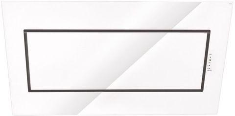 Кухонная вытяжка Falmec Design QUASAR 60 Inox Vetro Bianco