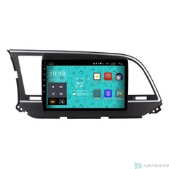 Штатная магнитола 4G/LTE Hyundai Elantra 16+ Android 7.1.1 Parafar PF581