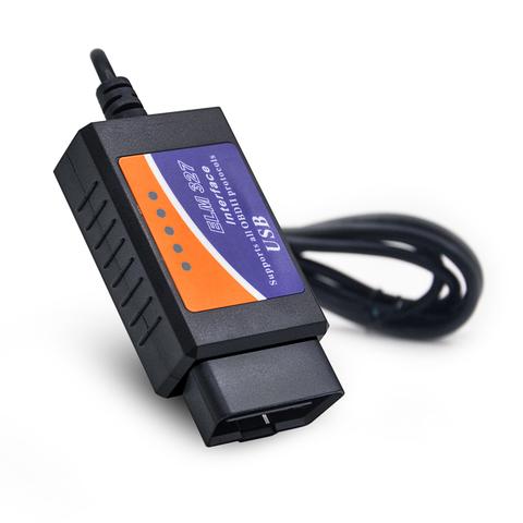 Автосканер ELM 327 usb v1.5
