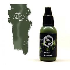 Pacific.Оливково-зелёный (Olive green) AERO