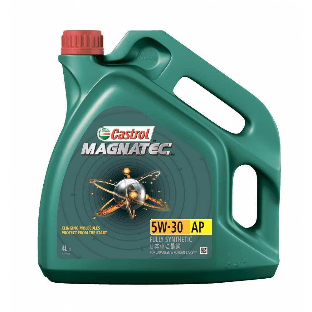 Castrol Magnatec 5W30 AP Синтетическое моторное масло
