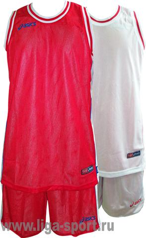 Баскетбольная форма Asics Set BASKET REVERSIBILE T321Z4 (0126)
