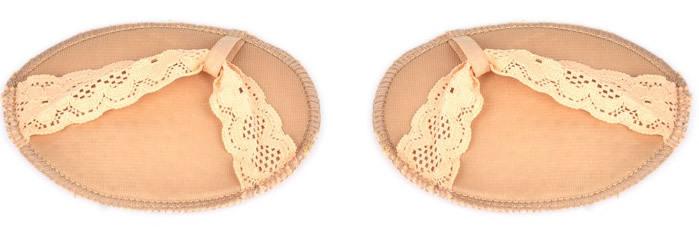 Тканевые вкладыши под передний отдел стопы, 1 пара
