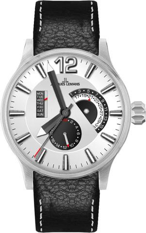 Купить Наручные часы Jacques Lemans 1-1741H по доступной цене