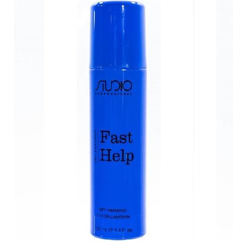 Сухой шампунь для волос Kapous Professional, 150 мл