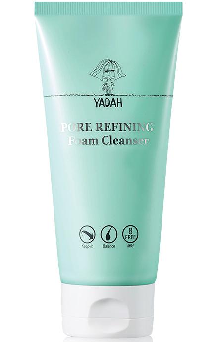 Пенка очищающая для лица Yadah Pore Refining Foam Cleanser 150 мл