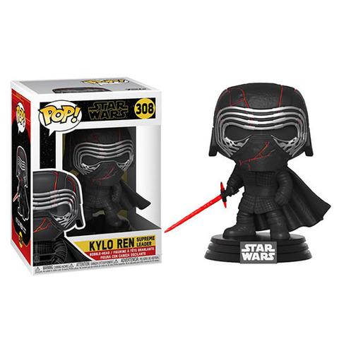 Funko POP! Star Wars Kylo Ren Supreme Leader    Кайло Рен Верховный Лидер 308 (Exc)