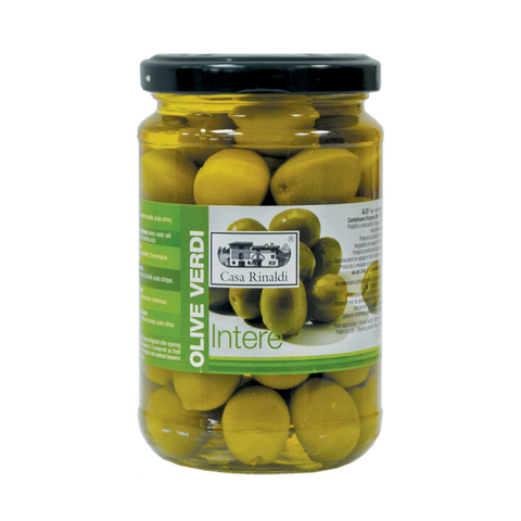Оливки Casa Rinaldi консервированные с косточкой 310г