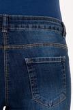 Джинсы для беременных (SKINNY) 09737 синий