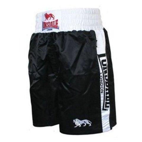 Шорты для бокса BLACK/WHITE