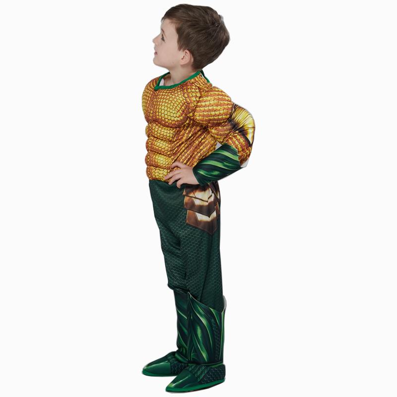 Лига Справедливости костюм Аквамен детский
