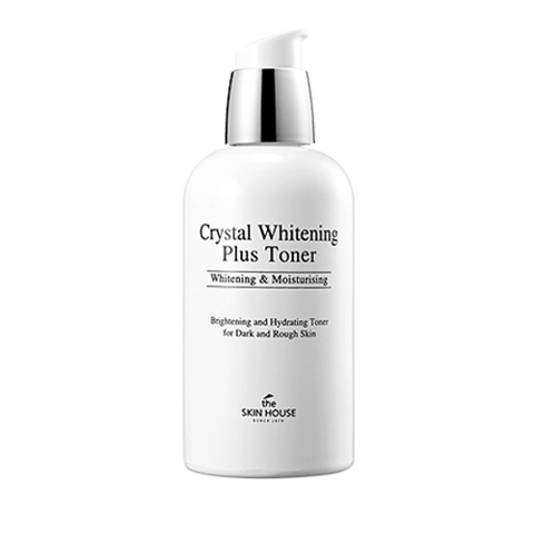 THE SKIN HOUSE CRYSTAL WHITENING PLUS TONER
