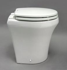 Купить туалет электрический с мацератором Dometic MasterFlush 8639 от производителя, недорого с доставкой.