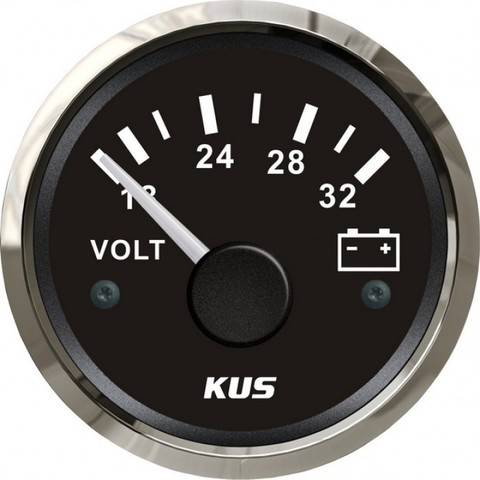 Вольтметр 18-32 вольт (BS)