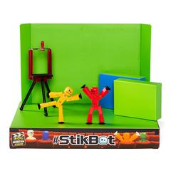 Детская анимационная студия Stikbot