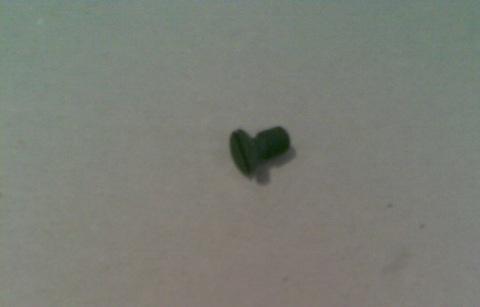 23544121 Винт крепежный пластиковый для AхLE-JOURNAL