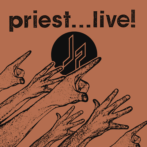 Judas Priest / Priest... Live! (2LP)