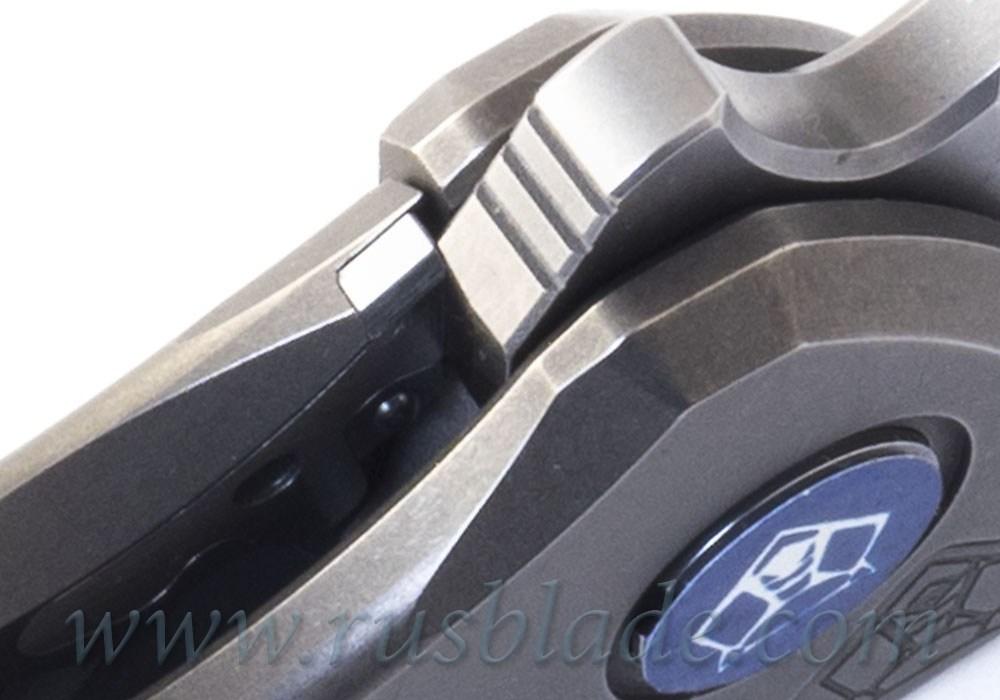 Shirogorov NEW F95R19 М390 Grill Bronze MRBS 2019
