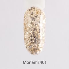 Monami Гель-лак №401, 12 мл