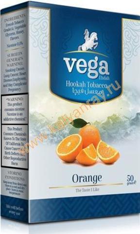 Табак Vega Апельсин в пачке 50 грамм
