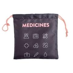 сумка для лекарств medicines розовая
