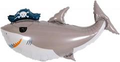 К Фигура, Акула Пират (повязка флибустьера), 36''/91см.