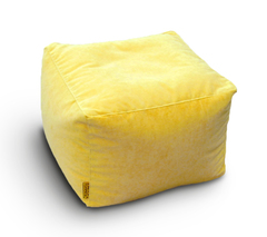 Пуфик куб Мать-и-Мачеха