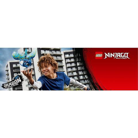 LEGO Ninjago: Джей - Мастер дракона 70646 — Jay - Dragon Master — Лего Ниндзяго