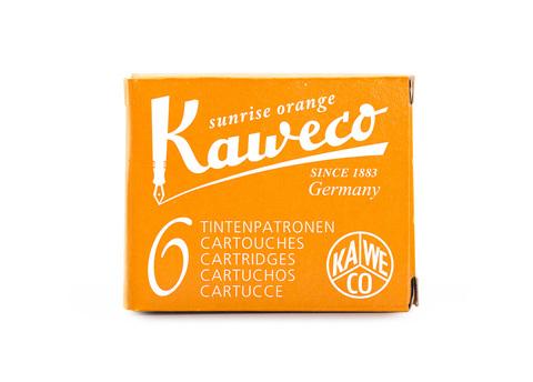 Набор картриджей оранжевый 6 штук в картонной упаковке