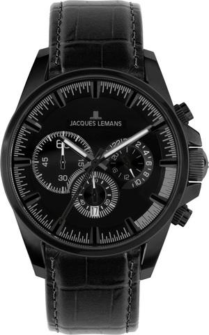 Купить Наручные часы Jacques Lemans 1-1655F по доступной цене