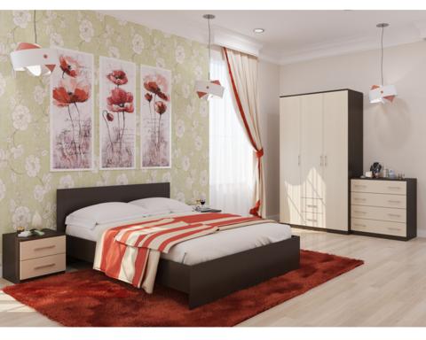 Спальня модульная РУМБА