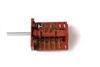 Переключатель мощности конфорок ПМЭ27-23711 (длинный вал)