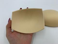 Чашка-вкладыш Бандо бежевая, 38 размер