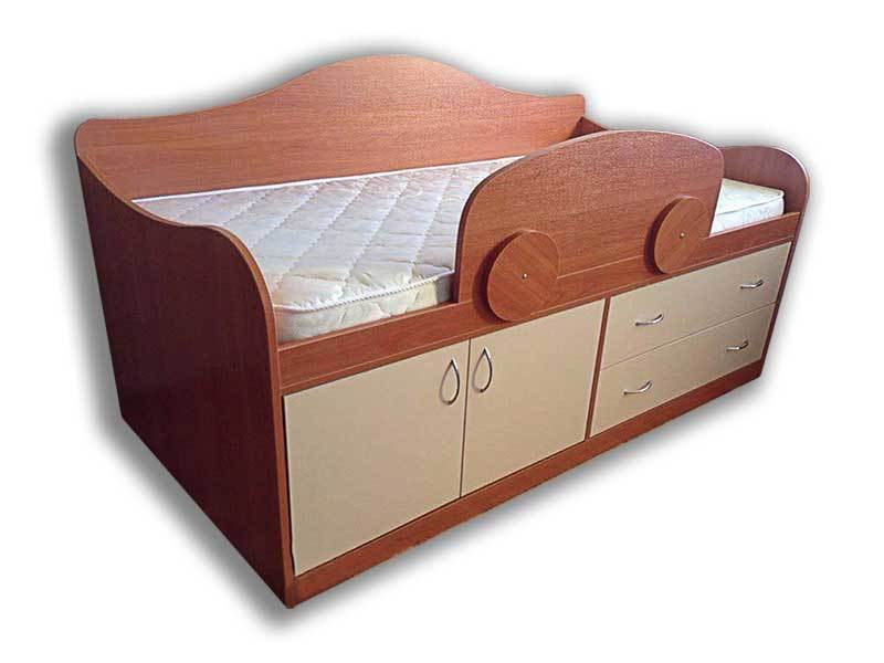 Кровать Бамбини