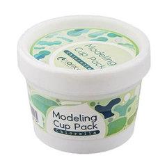 Inoface Chlorella Modeling Cup Pack - Альгинатная маска с хлореллой для чувствительной кожи