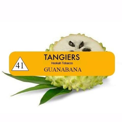 Табак Tangiers T41 Guanabana (Танжирс Гуанабана - Сметанное Яблоко) |Noir 20г