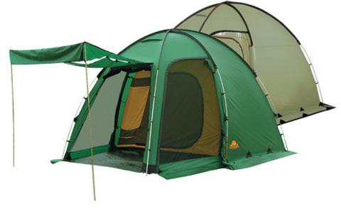 Картинка палатка кемпинговая Alexika Minnesota 4 Luxe