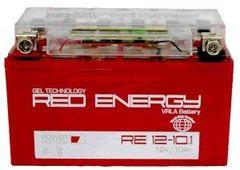 Аккумулятор 12V 10Ah (RE1210.1) RED ENERGY с индикатором заряда