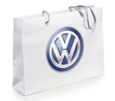 Бумажный пакет Volkswagen