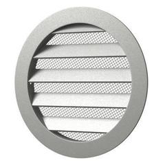 Антивандальная алюминиевая наружная решетка Эра 31,5 РКМ